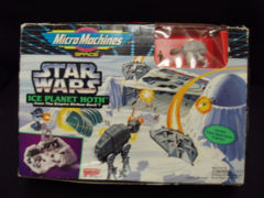 Micro Machines Star Wars ESB Ice Plant Hoth © 1993 Galoob 65872