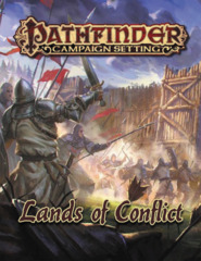 Pathfinder Campaign Setting: Lands of Conflict © 2017
