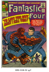 Fantastic Four #042 © September 1965 Marvel Comics
