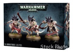 Tyranid Warriors (3) © 2014 gw5118