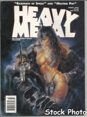 Heavy Metal v17#1 Mar 1993