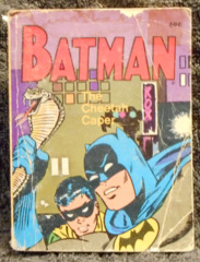 Batman The Cheetah Caper © 1969 Big Little Books