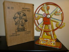 Hercules Ferris Wheel Chein w/ Box