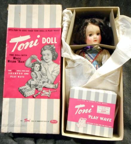 Toni Doll with Magic Hair 15