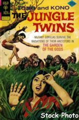 Jungle Twins #14 © May 1975 Gold Key