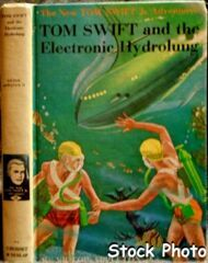 Tom Swift and the Electronic Hydrolung #18 © 1961 Victor Appleton II