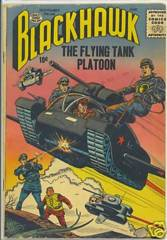 BLACKHAWK v1#106 © November 1956 Quality Comics