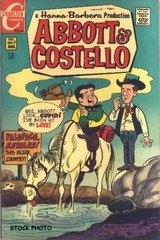 Abbott & Costello #07 © 1969 Charlton