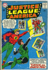 JUSTICE LEAGUE of AMERICA #022 © 1963 DC Comics
