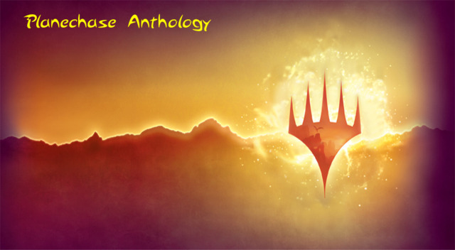 Planechase Anthology Box © 2016
