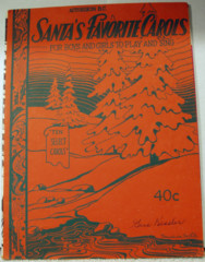 Santa's Favorite Carols for Boys and Girls © 1942