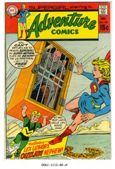 ADVENTURE COMICS #387 © 1969 DC Comics