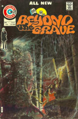 Beyond the Grave #1 © July 1975 Charlton