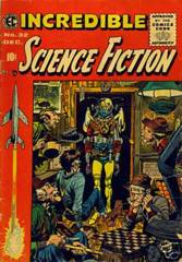 INCREDIBLE SCIENCE FICTION #32 © 1955 EC Comics