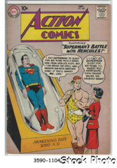 Action Comics #268 © Sept 1960 DC Comics