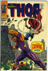 THOR #140 © May 1967 Marvel Comics