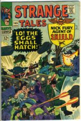 Strange Tales #145 © June 1966 Marvel Comics