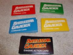 Battlestar Galactica Card Singles