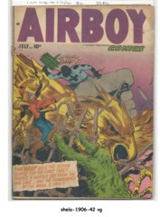 Airboy Comics v9#6 [101] © July 1952, Hillman Periodicals, Inc.