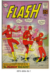 Flash #132 © November 1962 DC Comics