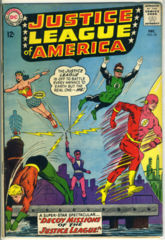 JUSTICE LEAGUE of AMERICA #024 © December 1963 DC Comics
