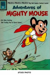 Adventures of Mighty Mouse v2#151 © 1961 Dell
