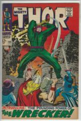 Thor #148 © January 1968 Marvel Comics