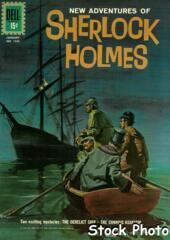 New Adventures of Sherlock Holmes © November 1961-January 1962 Dell Four Color #1245