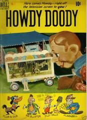 Howdy Doody #02 © April-June 1950 Dell Comics