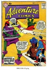 ADVENTURE COMICS #272 © 1960 DC Comics