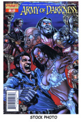 Army of Darkness #11 © November 2006 Innovation