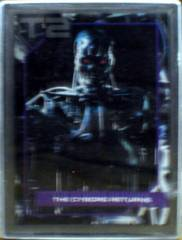 Terminator, T2 JUDGMENT DAY Card Set © 1991 Impell