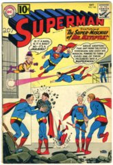 SUPERMAN #148 © October 1961 DC Comics