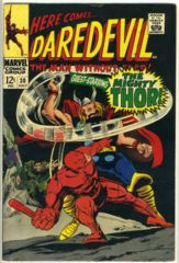 DAREDEVIL #030 © 1967 Marvel Comics