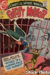 Ghost Manor v1#02 © September 1968 Charlton