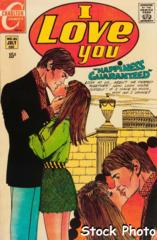 I Love You #086 © July 1970 Charlton Comics
