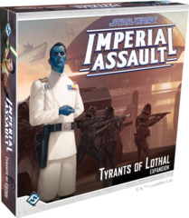 Star Wars Imperial Assault: Tyrants of Lothal Expansion © 2018