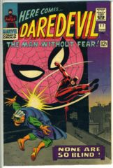 DAREDEVIL #017 © 1966 Marvel Comics