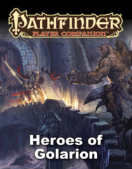 Pathfinder Player Companion: Heroes of Golarion © 219