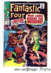 Fantastic Four #066 © September 1967 Marvel Comics