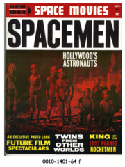 Spacemen #7 (v2#3) © September 1963 Warren/Spacemen