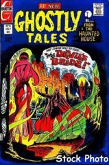 Ghostly Tales #096 © July 1972 Charlton