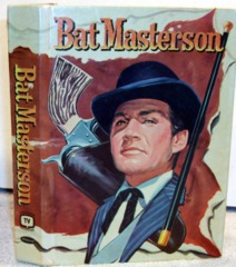 Bat Masterson © 1960 Whitman 1550