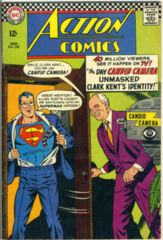 ACTION COMICS #345 © 1967 DC Comics