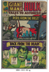 Tales to Astonish #068 © June 1965 Marvel