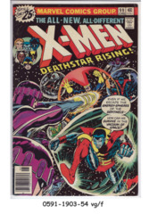 The X-Men #099 © June 1976, Marvel Comics