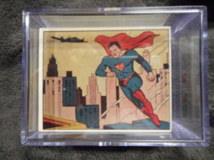 1940 Gum Inc. Superman (R145), 1984 Reprint set