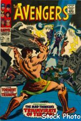 The Avengers #039 © April 1967 Marvel Comics