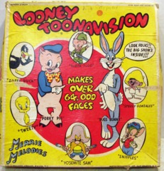 Looney Toonavision © 1958 Puzzle Promotions Warner Brothers