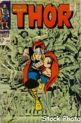 Thor #154 © July 1968 Marvel Comics